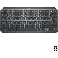 Logitech MX Keys Mini Minimalist Wireless Illuminated Keyboard, Graphite - US INTL