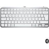 Logitech MX Keys Mini Minimalist Wireless Illuminated Keyboard, Pale Grey - US INTL