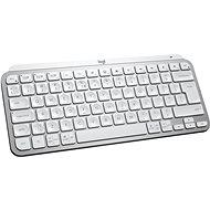 Logitech MX Keys Mini For Mac Minimalist Wireless Illuminated Keyboard, Pale Grey - US INTL
