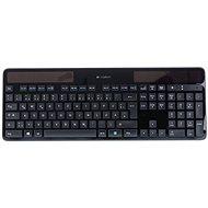 Logitech Wireless Solar Keyboard K750 DE - Klávesnica