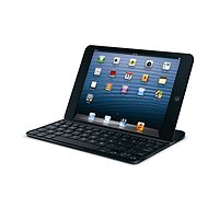 Logitech Ultrathin Keyboard Cover for iPad mini černá CZ - Klávesnica