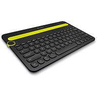Logitech Bluetooth Multi-Device Keyboard K480 CZ čierna
