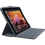 Logitech Slim Folio čierne - Puzdro na tablet