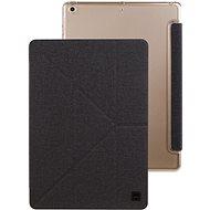 UNIQ Yorker Kanvas iPad 9.7 Obsidian knit - Puzdro na tablet