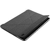 UNIQ Yorker Kanvas iPad 10.2 2019 Velvet Mist - Puzdro na tablet