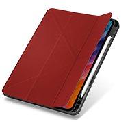 """UNIQ Transforma Rigor puzdro so stojanom Apple iPad Air 10,9"""" (2020) červené - Puzdro na tablet"""