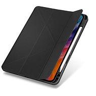 "UNIQ Transforma Rigor puzdro so stojanom Apple iPad Air 10,9"" (2020) čierne - Puzdro na tablet"