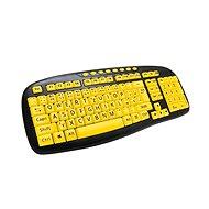 C-TECH KB-103MS, Multimedia, USB, CZ/SK - Keyboard