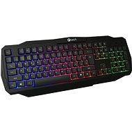 C-TECH Arcus CZ/SK - Herná klávesnica