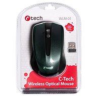 C-TECH WLM-01 čierna - Myš