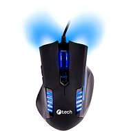 C-TECH EMPUS (modré podsvietenie) - Herná myš