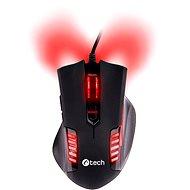 C-TECH EMPUSA (červené podsvietenie) - Herná myš