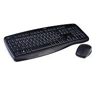 C-TECH WLKMC-02 - Set klávesnice a myši