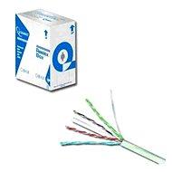 Gembird, drôt, CAT6, FTP, LSOH, 305 m/box - Sieťový kábel