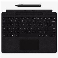 Microsoft Surface X Keyboard + Pen - Klávesnica