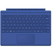 Surface Pro 4 Type Cover Blue - Klávesnica