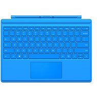 Surface Pro 4 Type Cover Bright Blue - Klávesnica