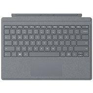 Microsoft Surface Pro Type Cover Platinum - Klávesnica