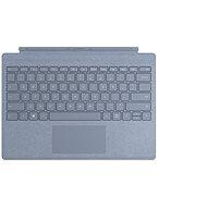 Microsoft Surface Pro Type Cover Ice Blue - Klávesnica