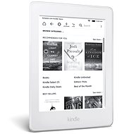 Amazon Kindle Paperwhite 3 (2015) biely - Elektronická čítačka kníh
