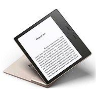 Amazon Kindle Oasis 3 32GB zlatá – BEZ REKLAMY - Elektronická čítačka kníh