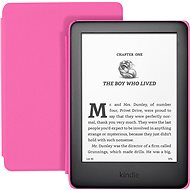 Amazon New Kindle 2020 with Pink Cover - E-book Reader