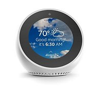 Amazon Echo Spot biely