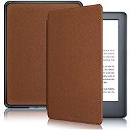 B-SAFE Lock 1284 na Amazon Kindle 2019, hnedé - Puzdro na čítačku kníh