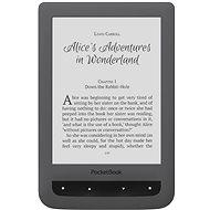 PocketBook 625 Basic Touch 2 sivý - Elektronická čítačka kníh