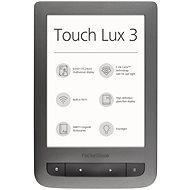 PocketBook 626 (2) Touch Lux 3 sivá - Elektronická čítačka kníh