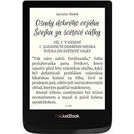PocketBook 627 Touch Lux 4 Obsidian black - Elektronická čítačka kníh