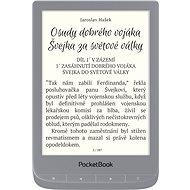 PocketBook 627 Touch Lux 4 Silver - Elektronická čítačka kníh