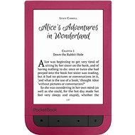 PocketBook Touch HD (PB 631) červená - Elektronická čítačka kníh