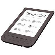 PocketBook 631 (2) Touch HD 2 tmavohnedá - Elektronická čítačka kníh
