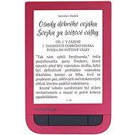 PocketBook 631(2) Touch HD 2 červený - Elektronická čítačka kníh