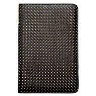 PocketBook DOTS čierno-žlté - Puzdro na čítačku kníh