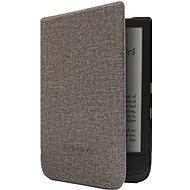 PocketBook WPUC-627-S-GY Shell Sivé - Puzdro na čítačku kníh
