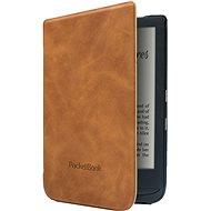 PocketBook WPUC-627-S-LB Shell Hnedé - Puzdro na čítačku kníh
