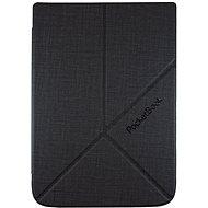 PocketBook HN-SLO-PU-U6XX-DG-WW pouzdro Origami pro 6xx, tmavě šedé - Puzdro na čítačku kníh