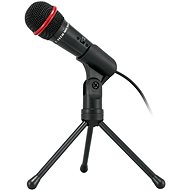 C-TECH MIC-01 - Ručný mikrofón