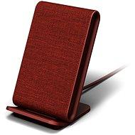iOttie iON Wireless Stand Ruby Red - Bezdrôtová nabíjačka