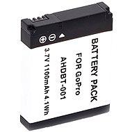 MadMan batéria pre GoPro HD HERO2 - Batéria