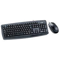 Genius KM-130 CZ + SK - Set klávesnice a myši
