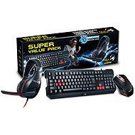 Genius GX Gaming KMH-200 - Set klávesnica a myš