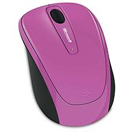 Microsoft Wireless Mobile Mouse 3500 Artist Pink (Limited Edition) - Myš