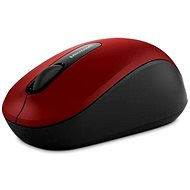 Microsoft Bluetooth Mobile Mouse 3600 Dark Red - Myš