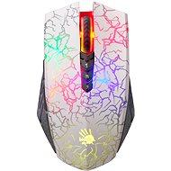 A4tech Bloody A60 Blazing V-Track Core 2 biela - Herná myš