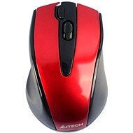 A4tech G9-500F-3 V-track červená/čierna - Herná myš