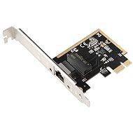 EVOLVEO PCIe Gigabit Ethernet Card 10/100/1000 Mbps, rozširujúca karta