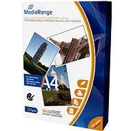 MEDIARANGE A4 100 sheets, glossy - Photo Paper